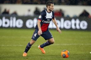 Yohan Cabaye a pu faire ses premiers pas avec le PSG ce week-end contre Bordeaux